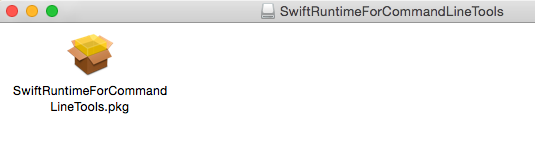 open swift 5 runtime libraries download